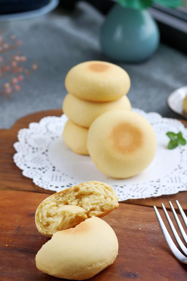Cuối tuần làm mẻ bánh mì trứng sữa mềm mượt thơm phức mời cả nhà ăn sáng - Ảnh 4.