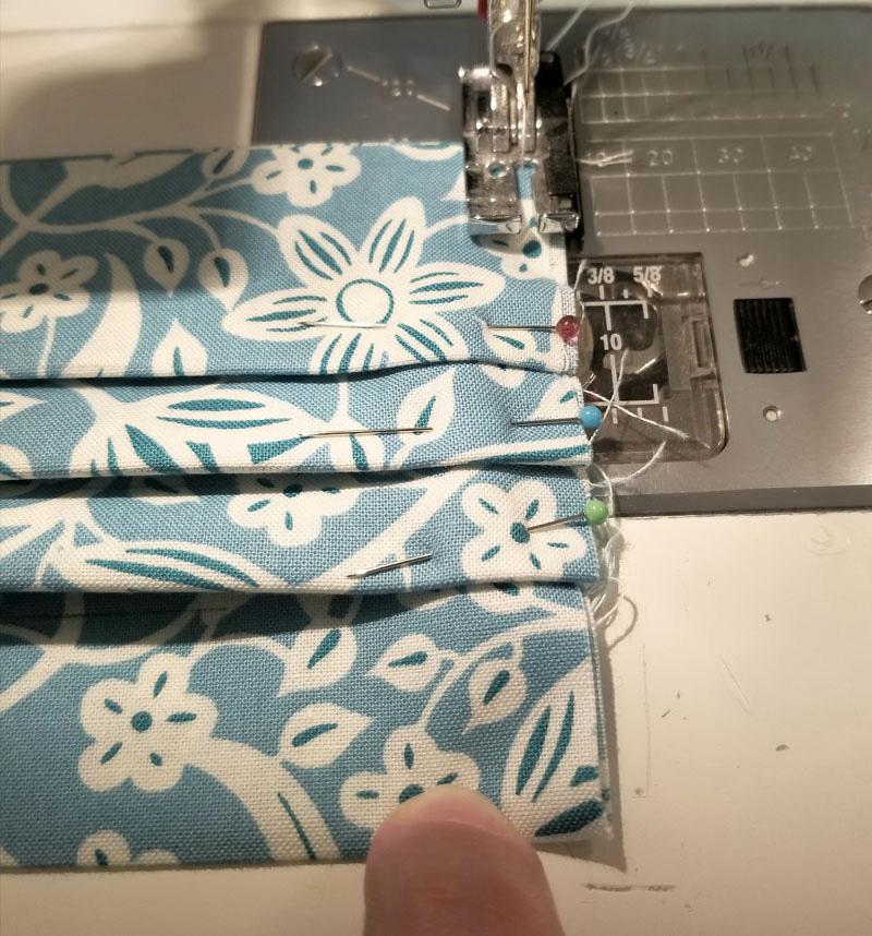 Tự may khẩu trang vải không hề khó như bạn nghĩ - ngày nghỉ các mẹ tranh thủ làm ngay nhé1 - Ảnh 10.