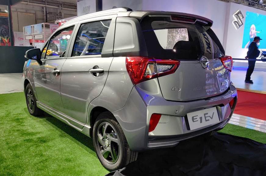 Xe ô tô điện Trung Quốc giá siêu rẻ, chạy 352km trong một lần sạc - Ảnh 3.