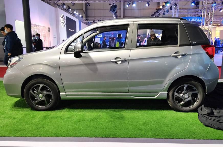 Xe ô tô điện Trung Quốc giá siêu rẻ, chạy 352km trong một lần sạc - Ảnh 2.