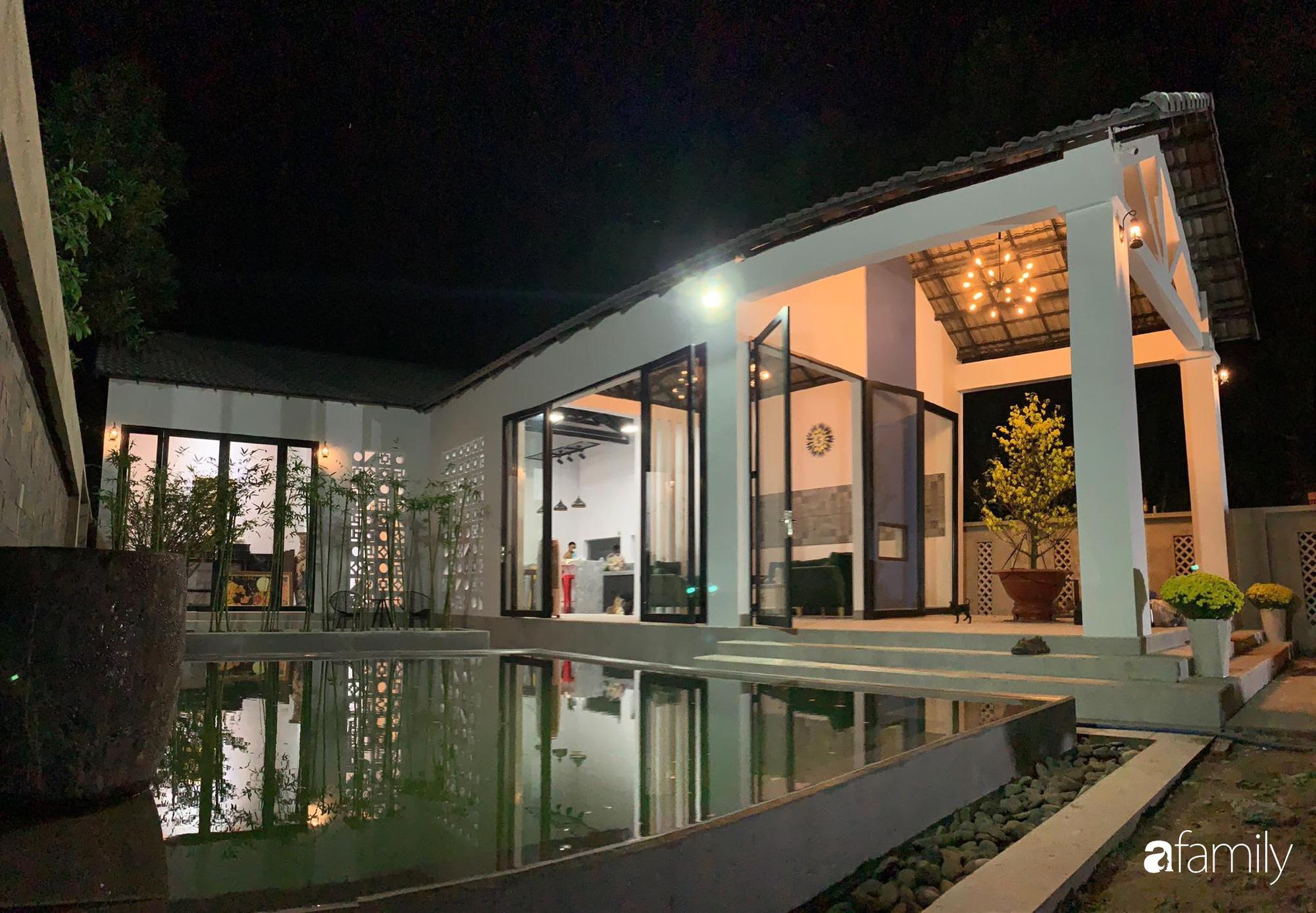 Ngôi nhà rộng 147m2 đẹp như resort củ chàng tri 24 tuổi ấp ủ hoàn thành ước mơ ở Tây Ninh - Ảnh 6.