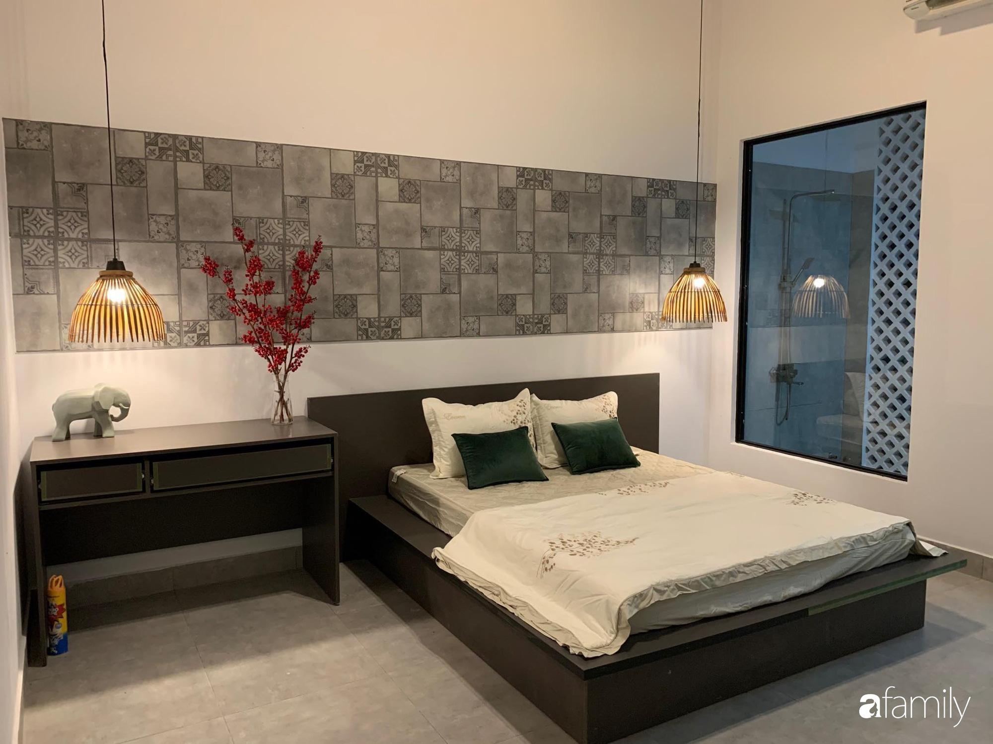 Ngôi nhà rộng 147m2 đẹp như resort củ chàng tri 24 tuổi ấp ủ hoàn thành ước mơ ở Tây Ninh - Ảnh 14.