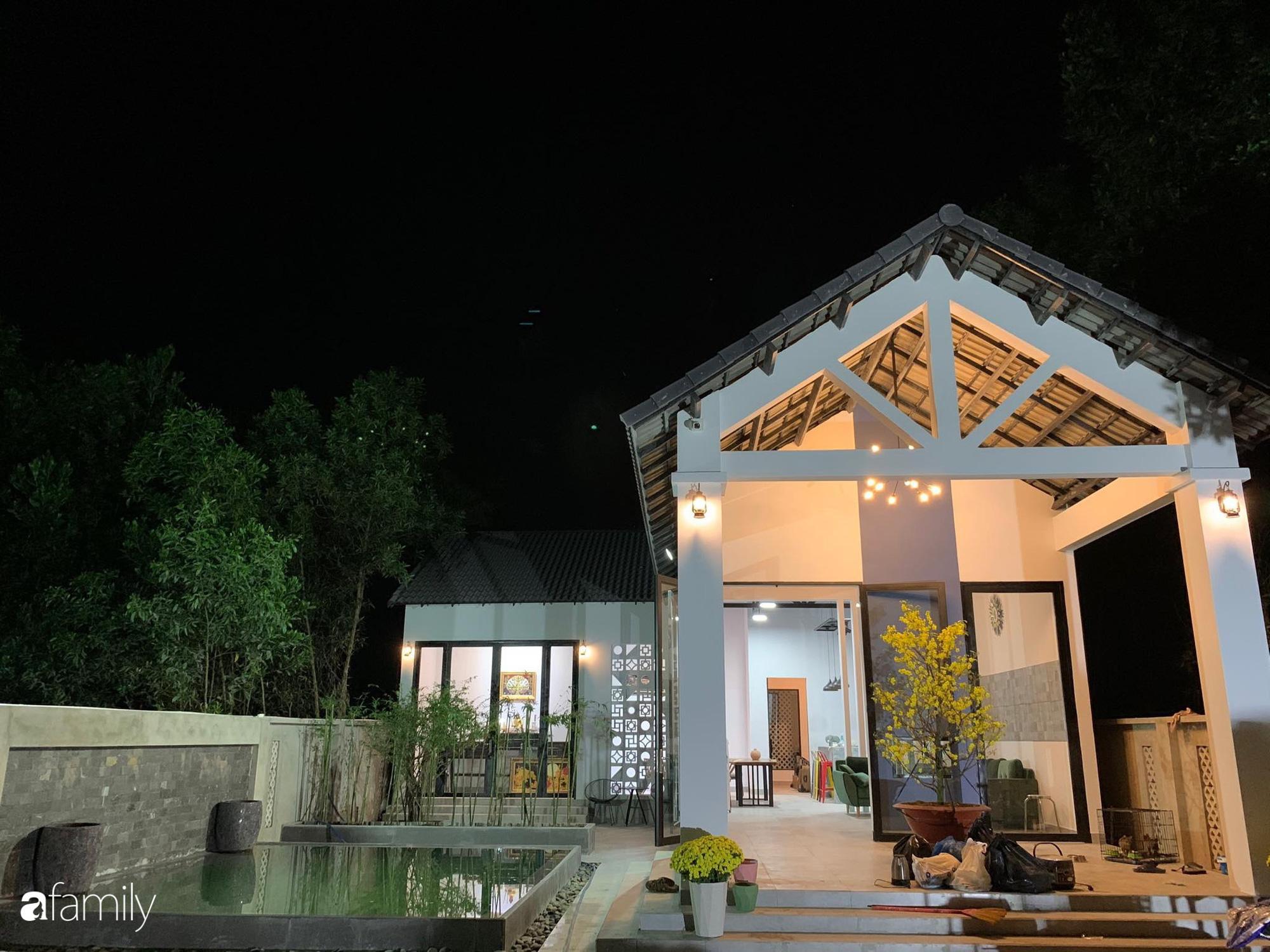 Ngôi nhà rộng 147m2 đẹp như resort củ chàng tri 24 tuổi ấp ủ hoàn thành ước mơ ở Tây Ninh - Ảnh 4.