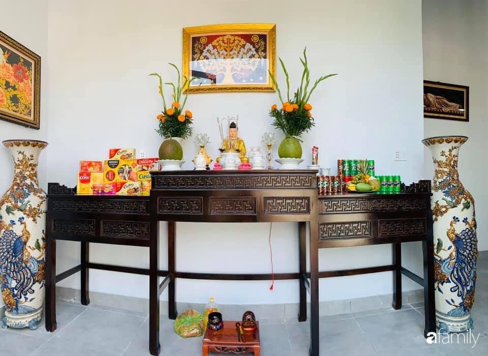 Ngôi nhà rộng 147m2 đẹp như resort củ chàng tri 24 tuổi ấp ủ hoàn thành ước mơ ở Tây Ninh - Ảnh 18.