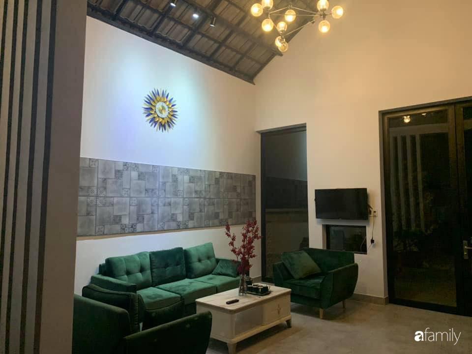 Ngôi nhà rộng 147m2 đẹp như resort củ chàng tri 24 tuổi ấp ủ hoàn thành ước mơ ở Tây Ninh - Ảnh 8.