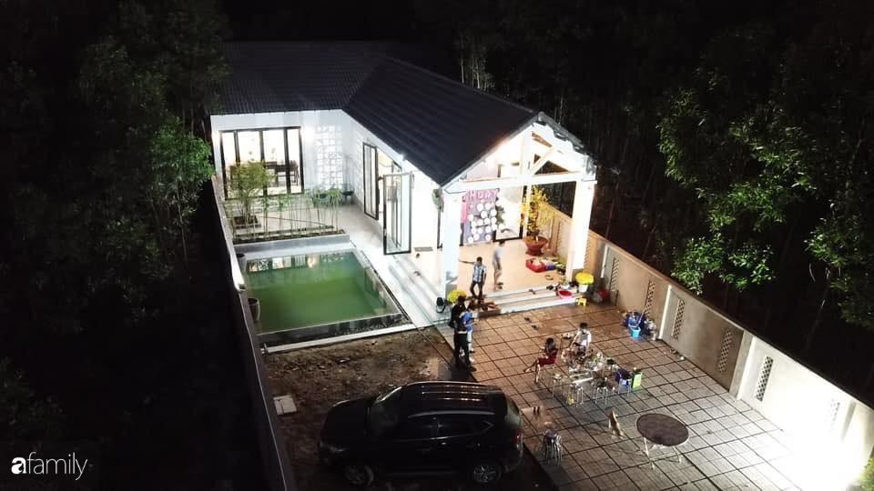 Ngôi nhà rộng 147m2 đẹp như resort củ chàng tri 24 tuổi ấp ủ hoàn thành ước mơ ở Tây Ninh - Ảnh 2.