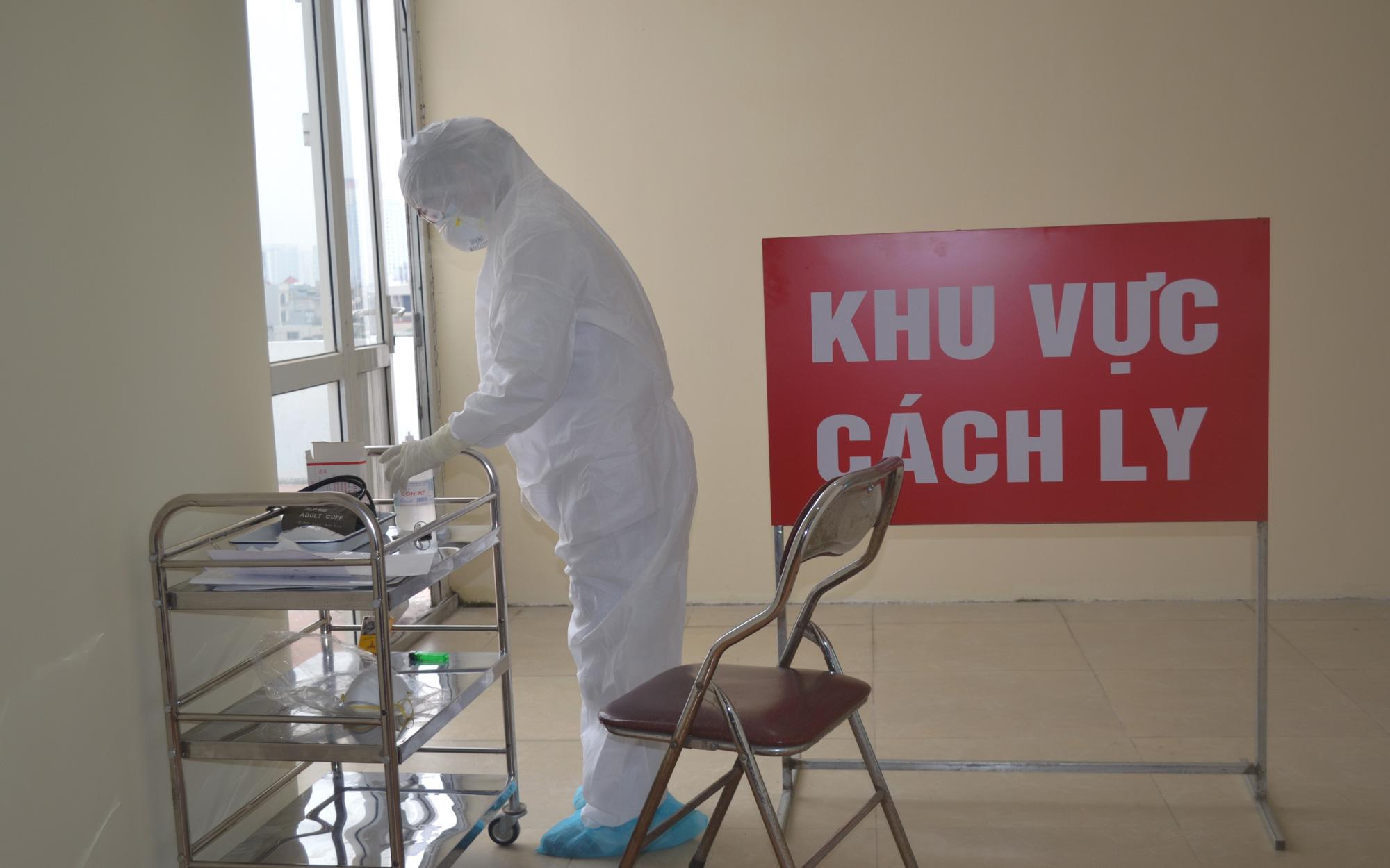 Bệnh viện Công an TP Hà Nội cách ly, theo dõi 10 công dân từ Trung Quốc về Việt Nam