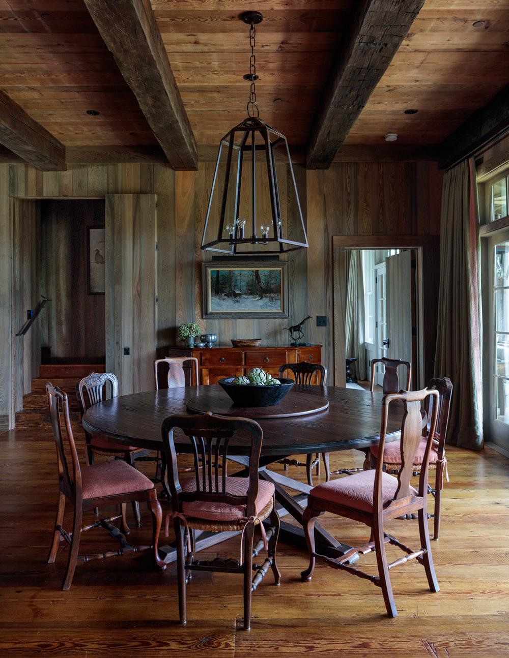 Luôn có ít nhất một lý do để bạn lựa chọn bàn ăn tròn cho ngôi nhà nhỏ của gia đình - Ảnh 19.