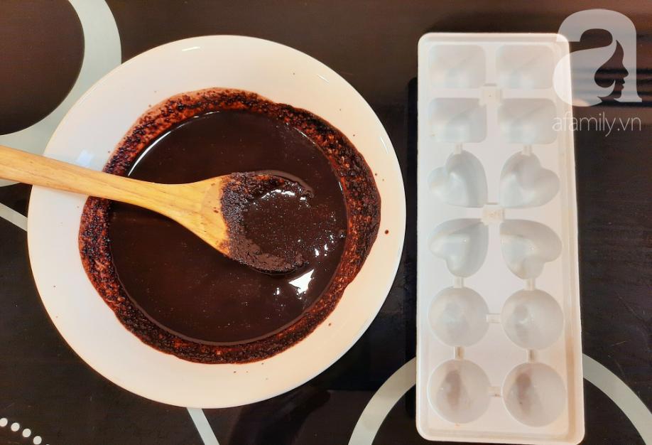 Valentine thêm lãng mạn với những viên chocolate tự làm cực kỳ chất lượng - Ảnh 3.