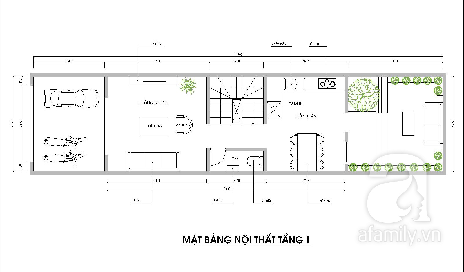 Ấn tượng với ngôi nhà có diện tích 70m2 được kiến trúc sư tư vấn thiết kế với chi phí 120 triệu đồng - Ảnh 2.
