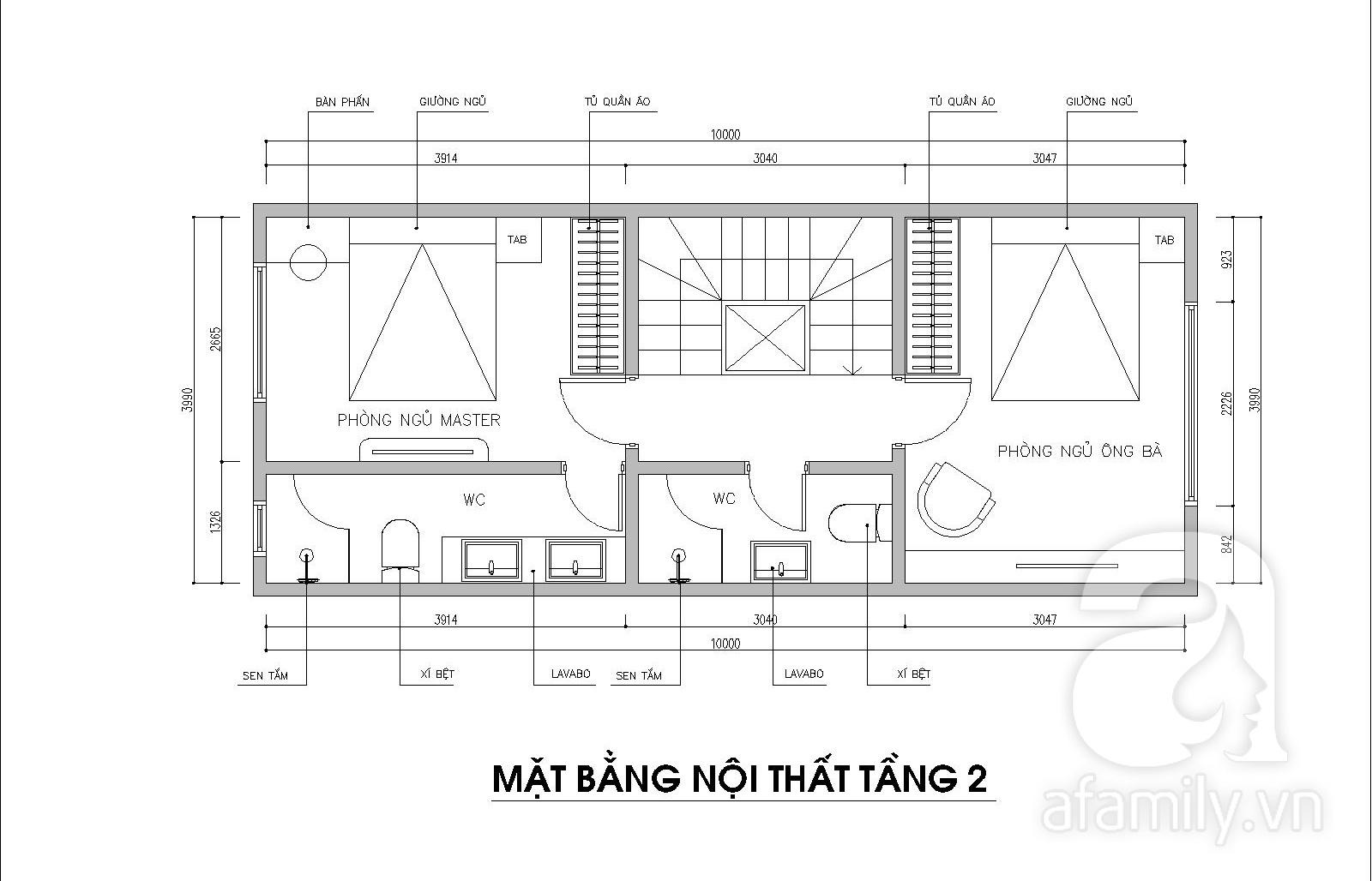Ấn tượng với ngôi nhà có diện tích 70m2 được kiến trúc sư tư vấn thiết kế với chi phí 120 triệu đồng - Ảnh 3.