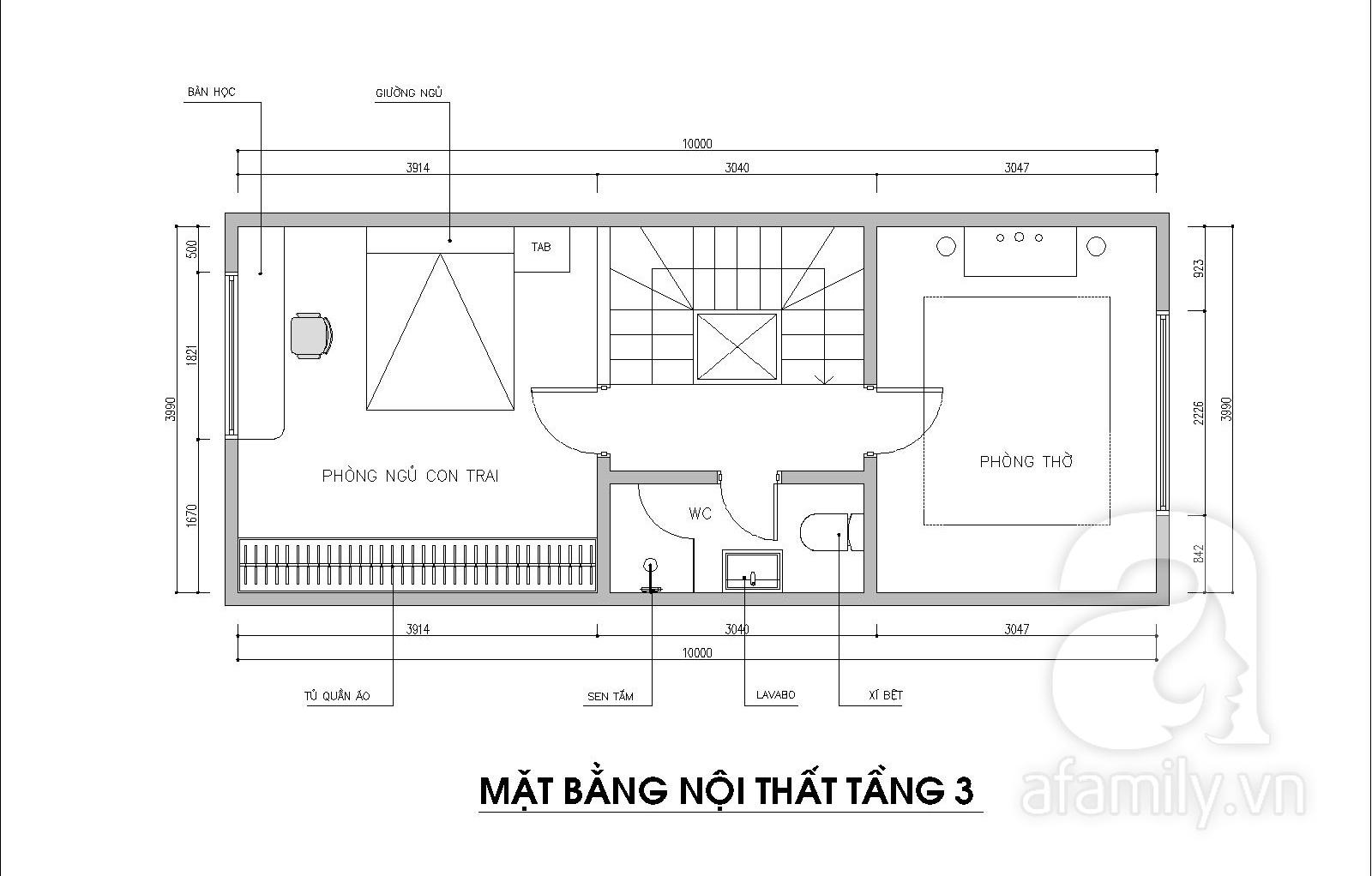 Ấn tượng với ngôi nhà có diện tích 70m2 được kiến trúc sư tư vấn thiết kế với chi phí 120 triệu đồng - Ảnh 4.
