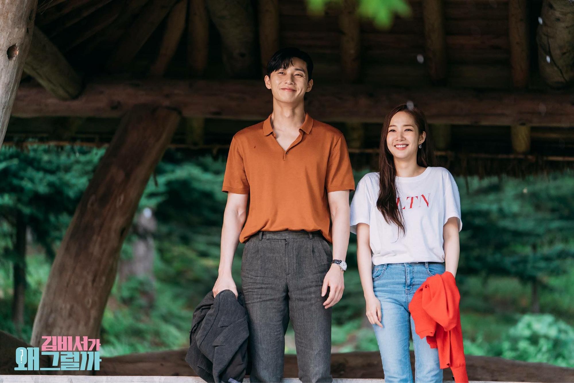 """Bắt trend trễ 2 năm sau Park Min Young nhưng Sam vẫn khéo lên đồ """"lồng lộn"""" hơn hẳn - Ảnh 2."""