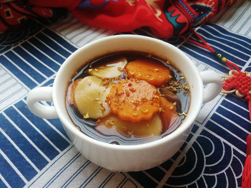 Thêm 1 nguyên liệu này vào món chè khoai lang thì thơm ngon hơn vạn lần! - Ảnh 5.