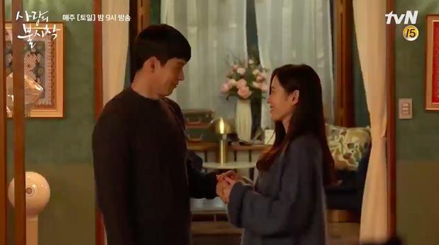 """Hậu trường """"Crash Landing On You"""": Son Ye Jin không cho hôn liền nhận ngay ánh mắt giận dỗi của Hyun Bin - Ảnh 7."""