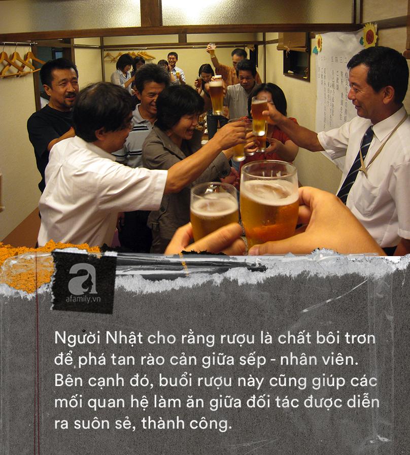Văn hóa Nomikai hay những câu chuyện xấu hổ đáng quên trên bàn nhậu của dân công sở Nhật Bản - Ảnh 5.