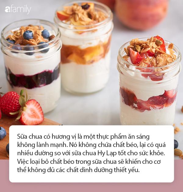 """Ăn sáng đầy đủ mà cả ngày người cứ uể oải, cẩn thận 10 loại thực phẩm """"độc hại"""" này, nó còn có thể làm tăng nguy cơ mắc các bệnh mãn tính - Ảnh 10."""