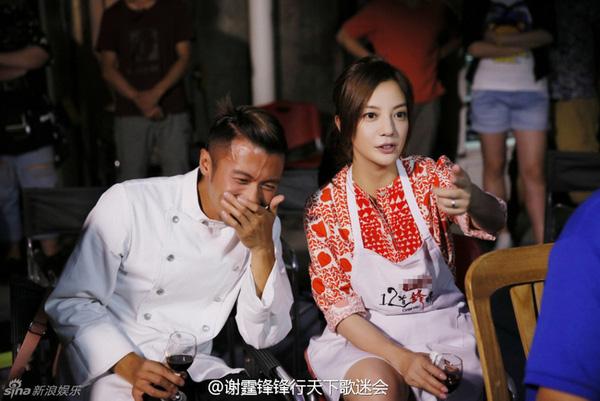 Không phải Vương Phi, đây mới là người phụ nữ gián tiếp khiến gia đình Tạ Đình Phong - Trương Bá Chi tan vỡ? - Ảnh 2.