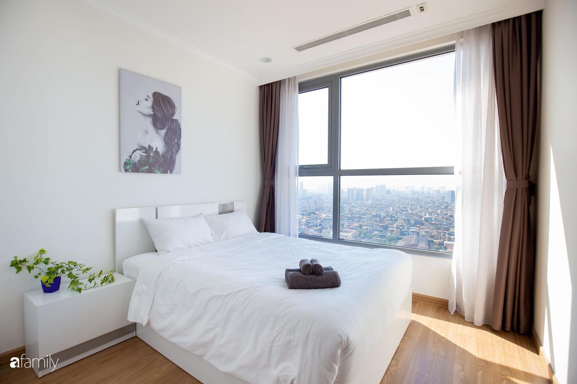Căn hộ 64m2 trên tầng cao đẹp lôi cuốn nhờ view ngắm hoàng hôn ở Hà Nội - Ảnh 17.
