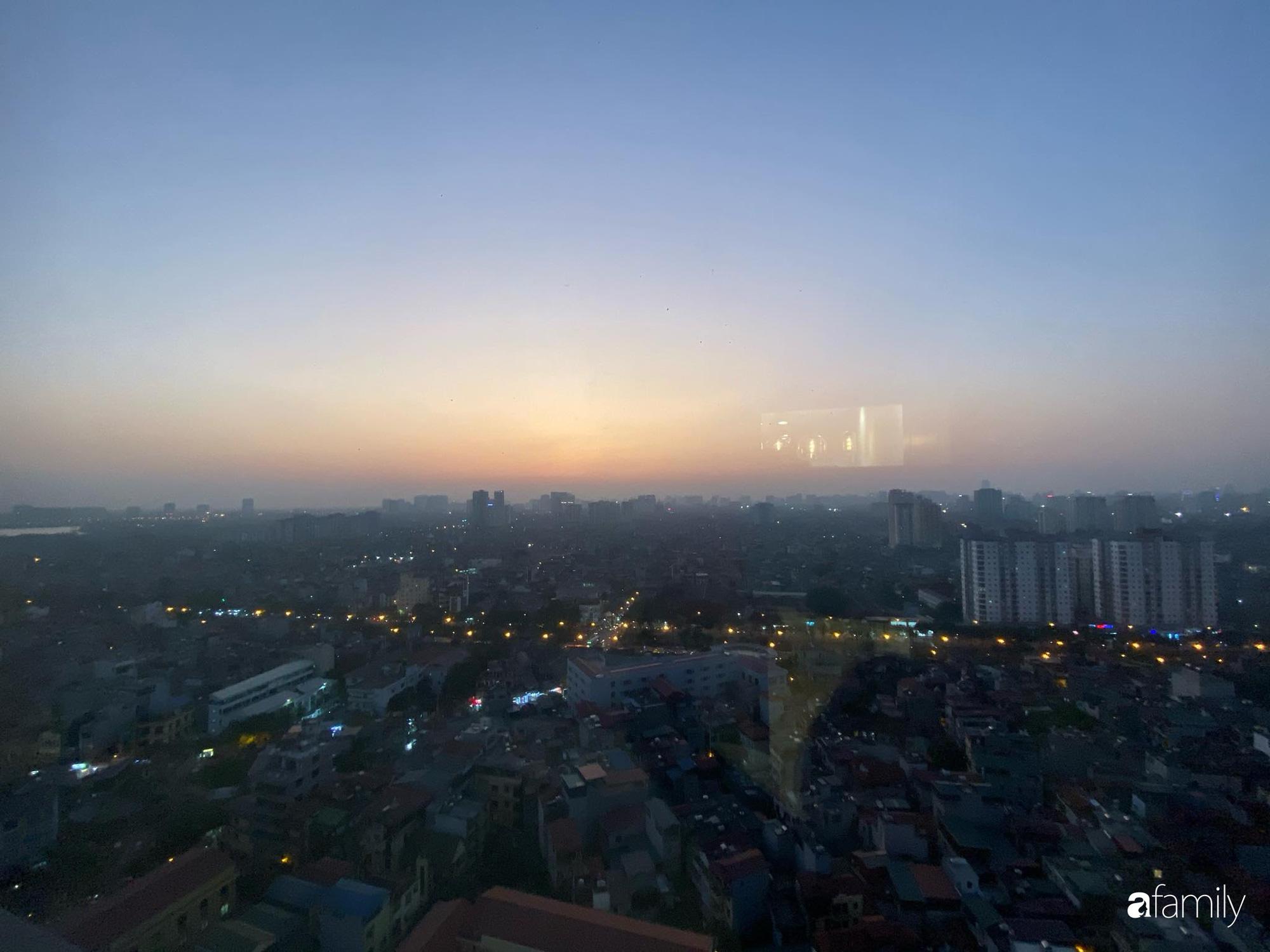 Căn hộ 64m2 trên tầng cao đẹp lôi cuốn nhờ view ngắm hoàng hôn ở Hà Nội - Ảnh 18.