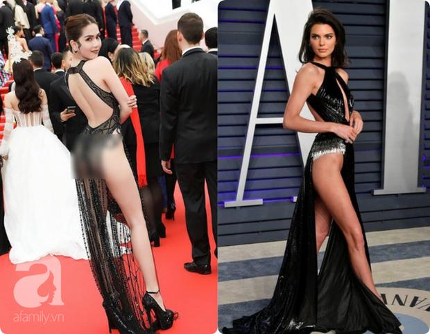 Ngọc Trinh lại vừa tung chiêu với đồ bơi cắt khoét táo bạo nhưng hóa ra lại là cosplay Kendall Jenner từ A - Z - Ảnh 7.
