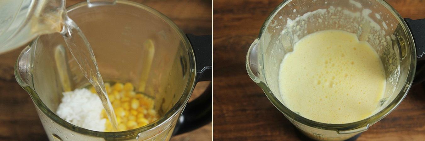 Thêm 1 loại nguyên liệu nhà nào cũng có này thì món sữa bắp quen thuộc sẽ muôn phần ngon hơn - Ảnh 3.