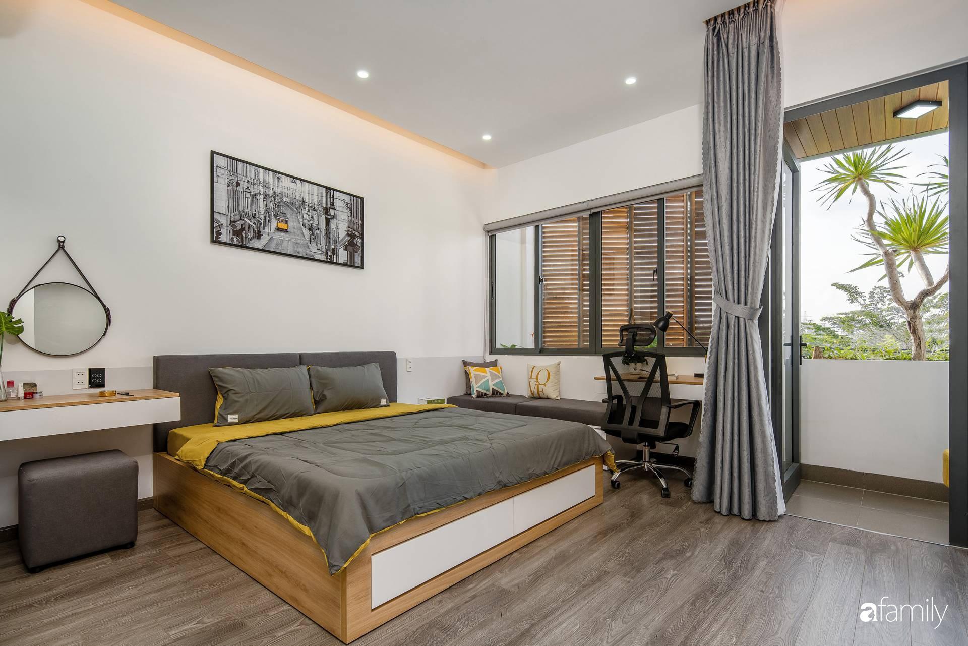 Ngôi nhà 100m2 thiết kế thông minh, tiện lợi dành cho gia đình 3 thế hệ ở Đà Nẵng - Ảnh 15.