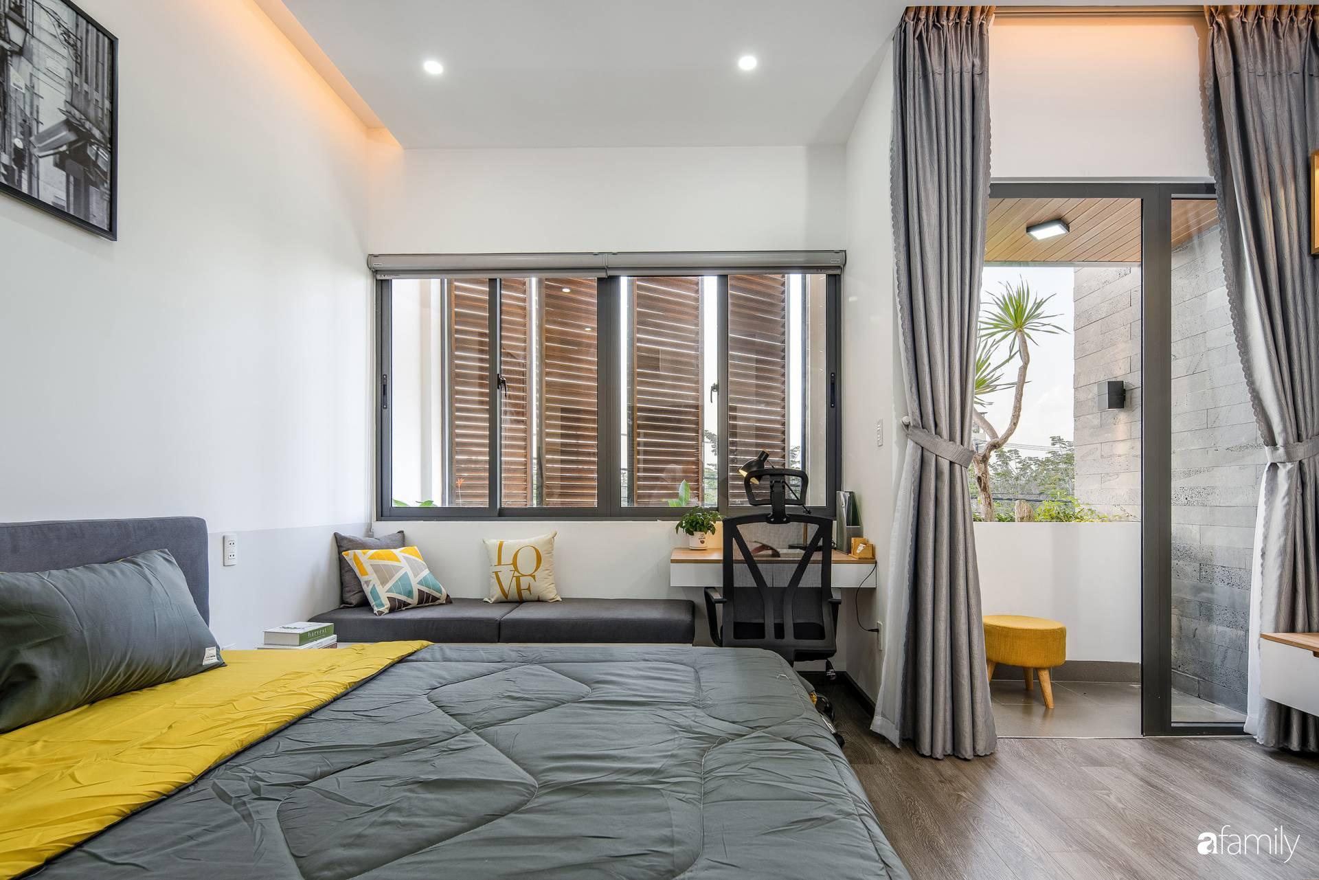 Ngôi nhà 100m2 thiết kế thông minh, tiện lợi dành cho gia đình 3 thế hệ ở Đà Nẵng - Ảnh 14.