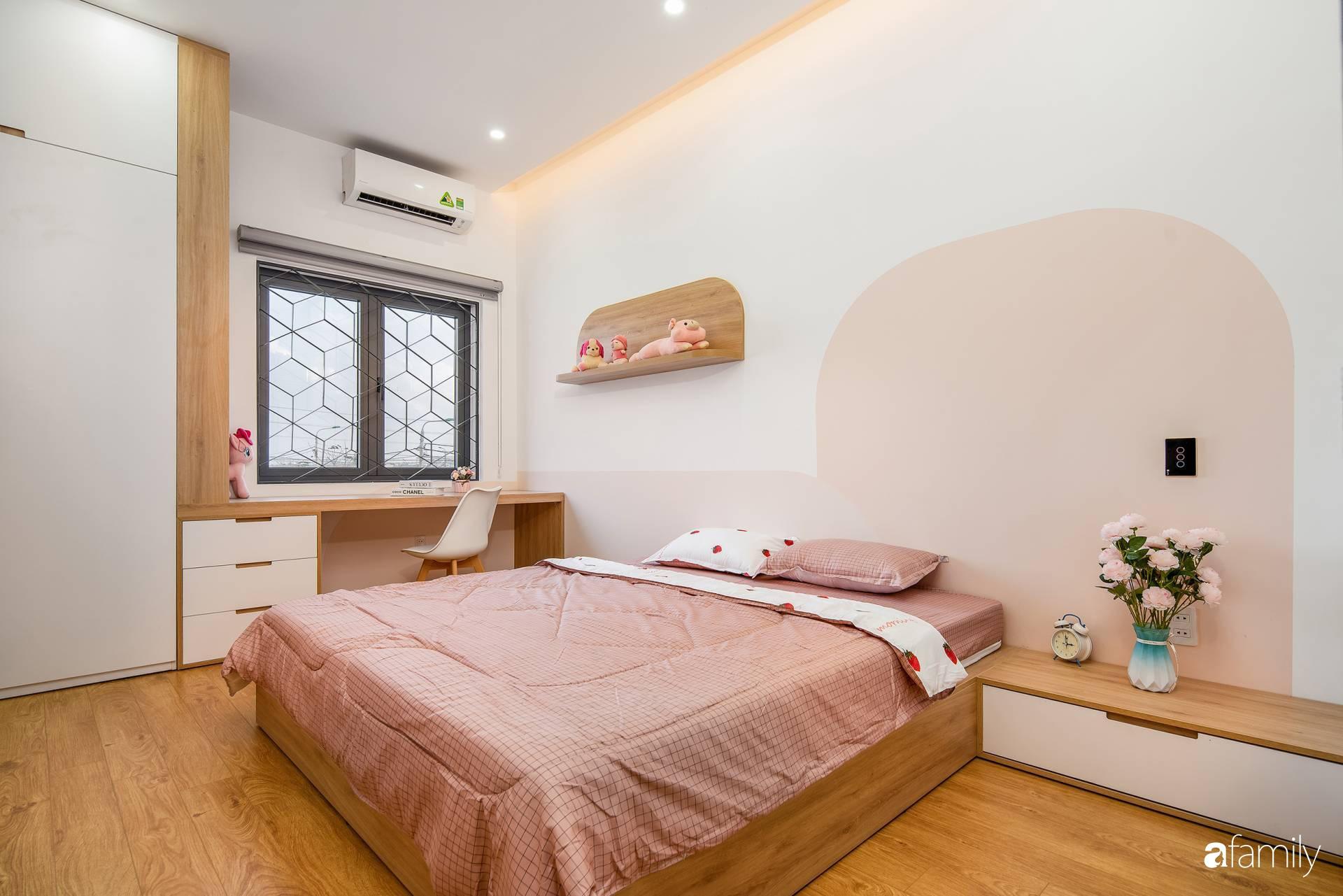 Ngôi nhà 100m2 thiết kế thông minh, tiện lợi dành cho gia đình 3 thế hệ ở Đà Nẵng - Ảnh 18.