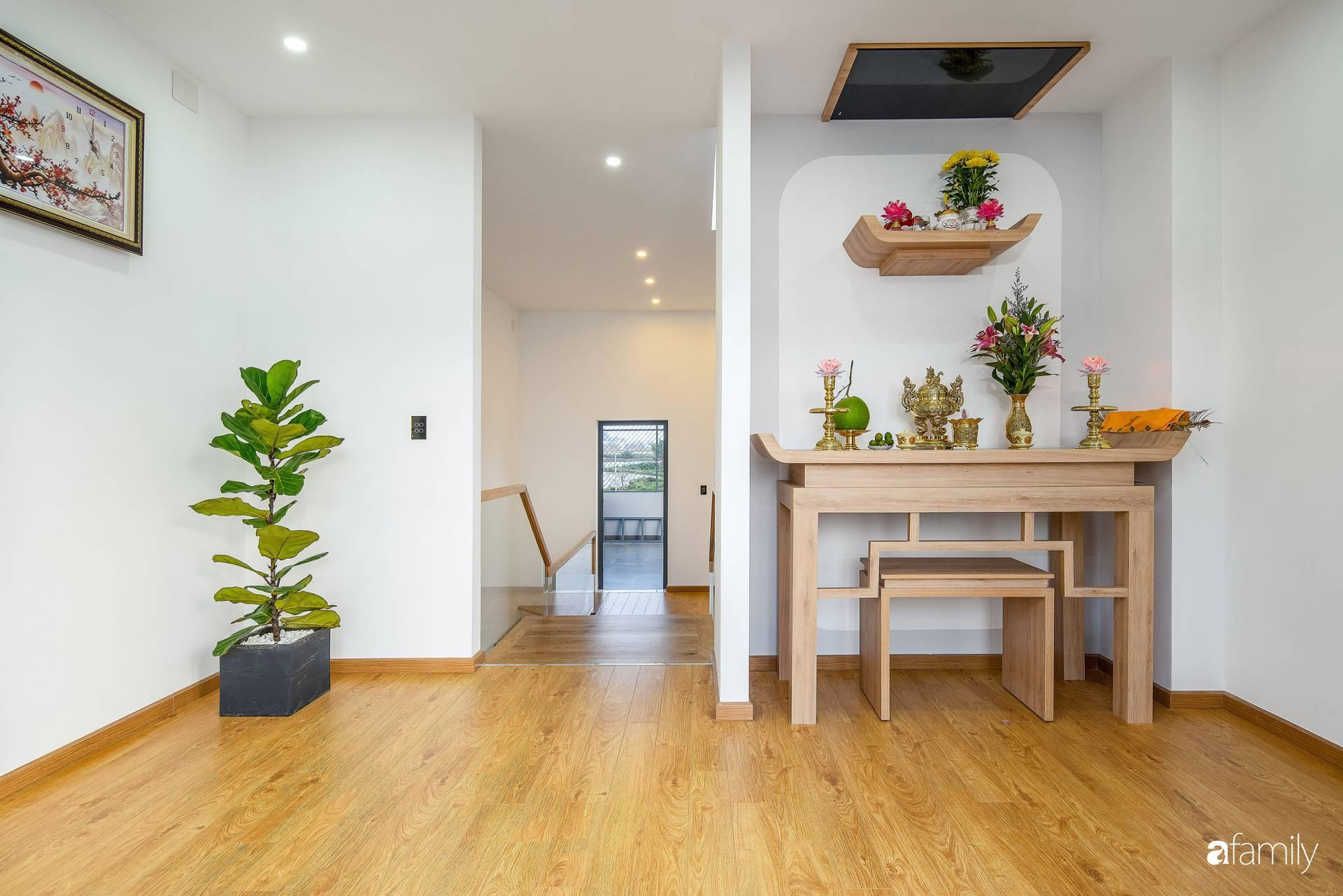 Ngôi nhà 100m2 thiết kế thông minh, tiện lợi dành cho gia đình 3 thế hệ ở Đà Nẵng - Ảnh 19.