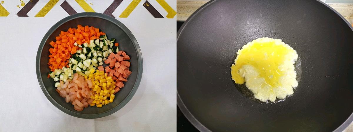 Con tôi ngày nào cũng hỏi mẹ có bận không để được ăn cơm chiên cho bữa tối! - Ảnh 1.
