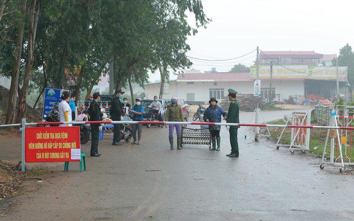 Nam thanh niên quê ở Vĩnh Phúc lên nhà bạn gái chơi Valentine, 13 người phải cách ly