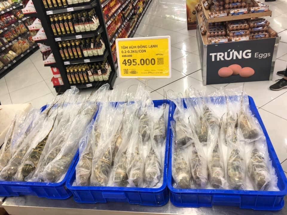 Hà Nội: Tôm hùm đồng giá 169.000 đồng/con, người tiêu dùng đặt mua ồ ạt - Ảnh 6.
