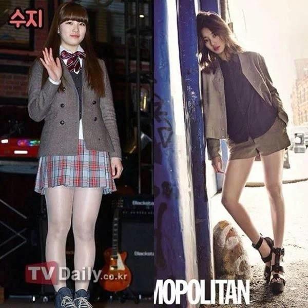 Loạt idol Hàn thay đổi chóng mặt sau khi giảm cân sẽ khiến các chị em hừng hực khí thế tập luyện - Ảnh 7.