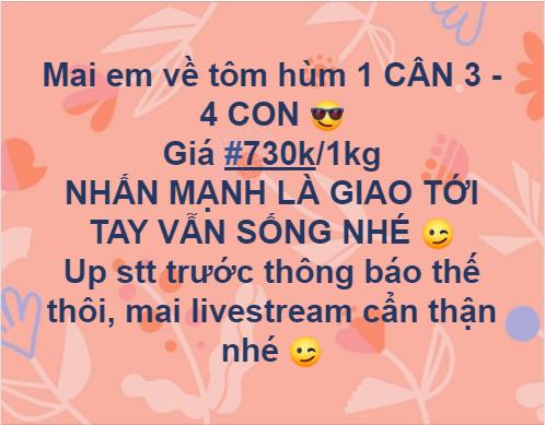 Hà Nội: Tôm hùm đồng giá 169.000 đồng/con, người tiêu dùng đặt mua ồ ạt - Ảnh 4.
