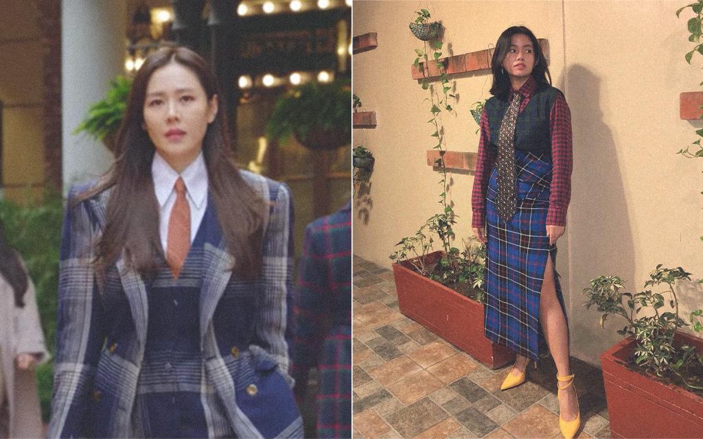 """Đời không như mơ: Thử copy style của Son Ye Jin trong Crash Landing On You, nàng công sở nhận cái kết """"đắng"""" - Ảnh 2."""