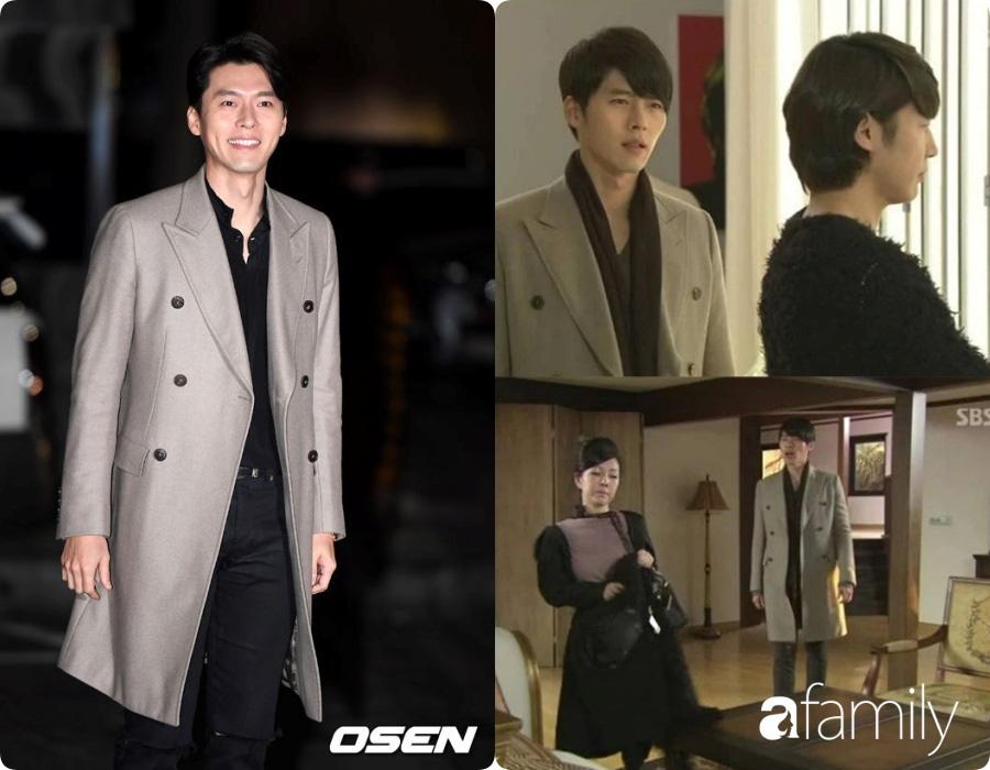 Đẹp trai, cao ráo, lại giàu có nhưng fan cứng vẫn phát hiện ra Hyun Bin tiết kiệm đến mức một chiếc áo măng tô mặc trong cả loạt phim ăn khách suốt 9 năm trời - Ảnh 4.