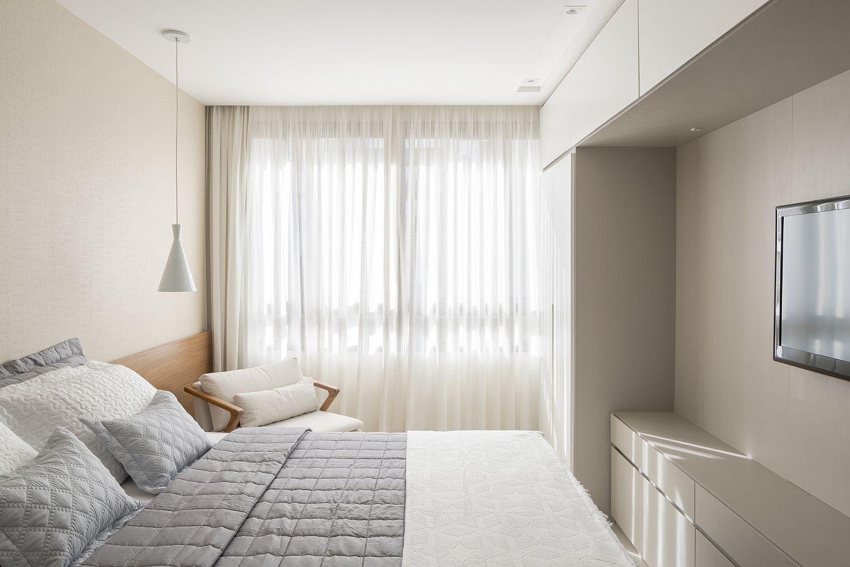 Căn hộ có thiết kế siêu yêu với tủ đa năng hoạt động như tủ quần áo, nơi ăn uống và nhiều thứ khác nữa… - Ảnh 6.