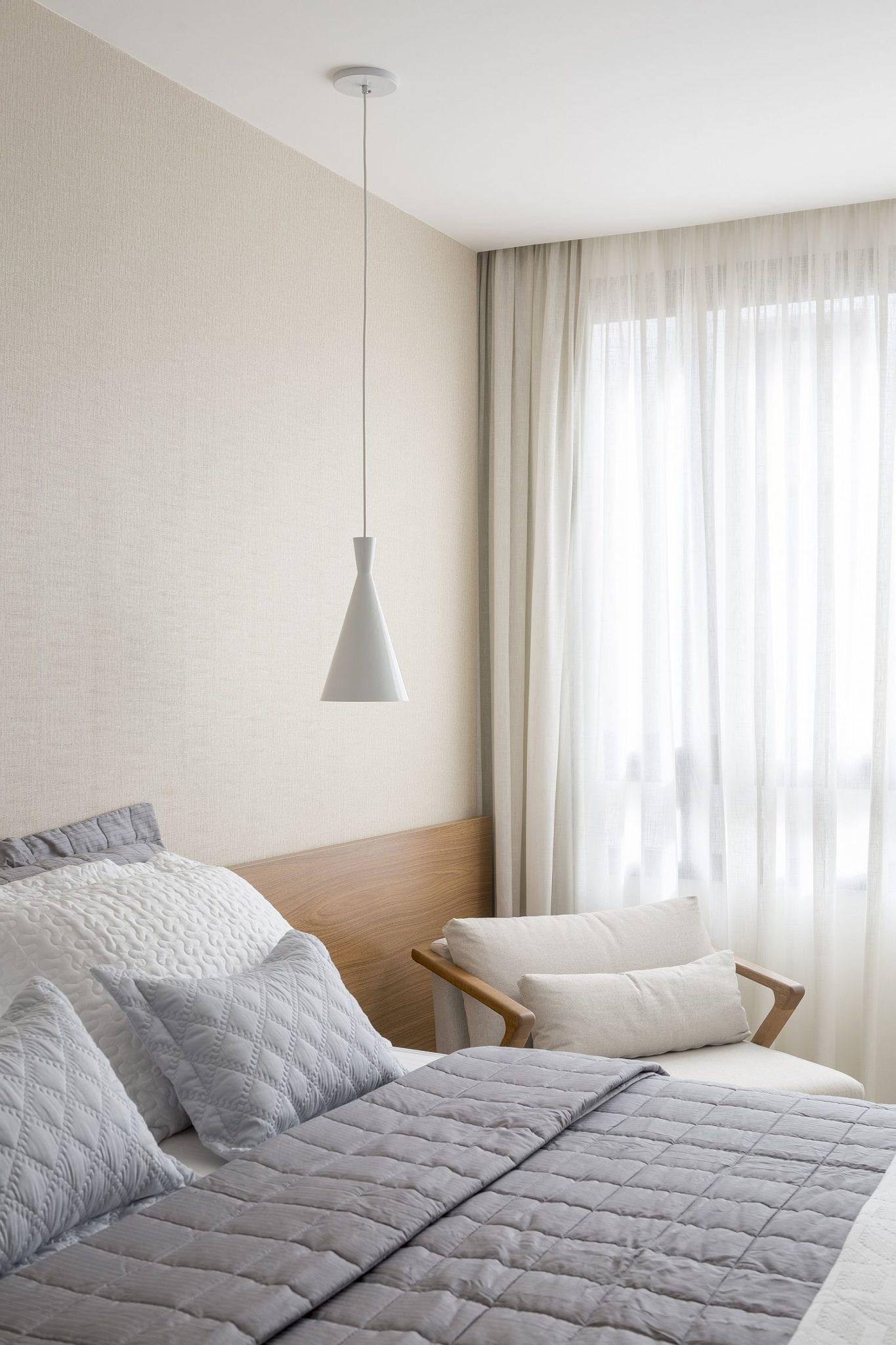 Căn hộ có thiết kế siêu yêu với tủ đa năng hoạt động như tủ quần áo, nơi ăn uống và nhiều thứ khác nữa… - Ảnh 10.