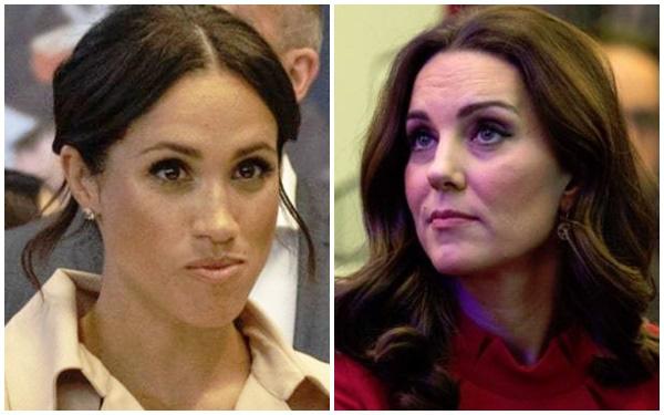 """Công nương Kate khiến em dâu Meghan Markle phải giận sôi máu sau khi công khai chia sẻ một """"bí mật"""" cho thấy cả hai khác nhau hoàn toàn - Ảnh 2."""