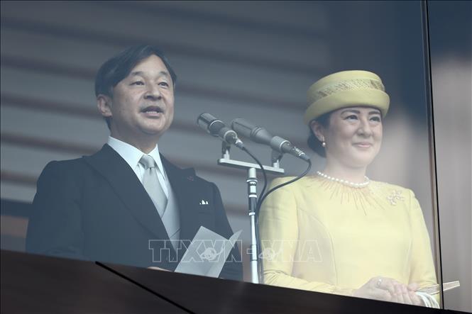 Lo ngại dịch COVID-19, Nhật Bản hủy Lễ kỷ niệm Ngày sinh Nhật hoàng - Ảnh 1.