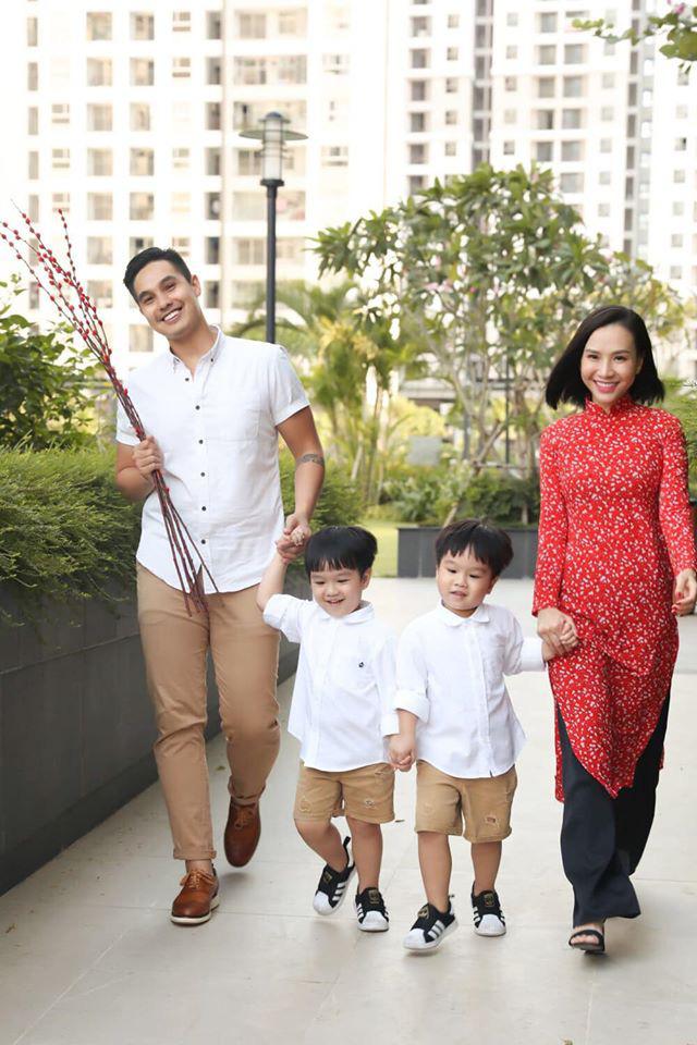 3 cặp sinh đôi nhà sao Việt đang gây bão trên mạng xã hội:  - Ảnh 2.