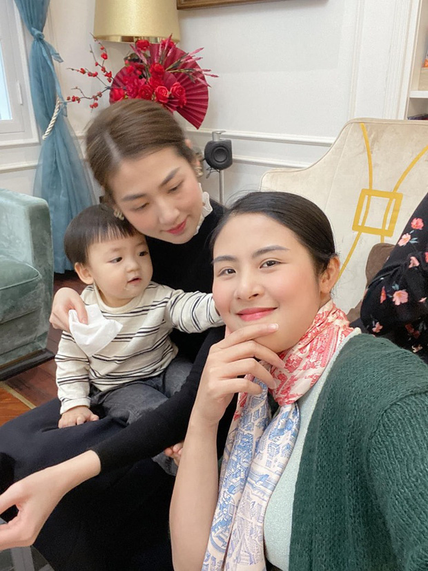 """Theo mẹ đi hẹn hò """"Hội Hoa hậu bỉm sữa"""", con trai Tú Anh trở thành nhân vật được chú ý nhất vì biểu cảm """"khó ở"""" - Ảnh 3."""