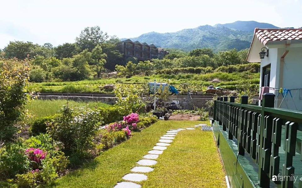 Tình yêu cổ tích của người chồng chăm vợ bị liệt 30 năm trong ngôi nhà vườn bình yên khiến cư dân mạng xúc động - Ảnh 8.