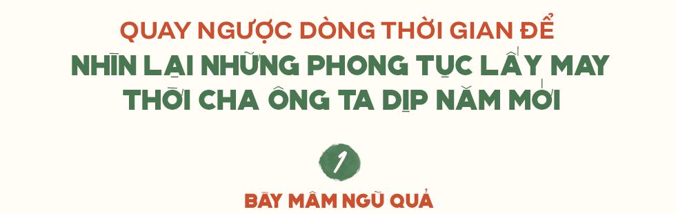 Phong tục lấy may đầu năm: Nét đẹp văn hóa ngàn đời hay câu chuyện người Việt Nam luôn tin tưởng vào một tương lai tươi sáng - Ảnh 2.