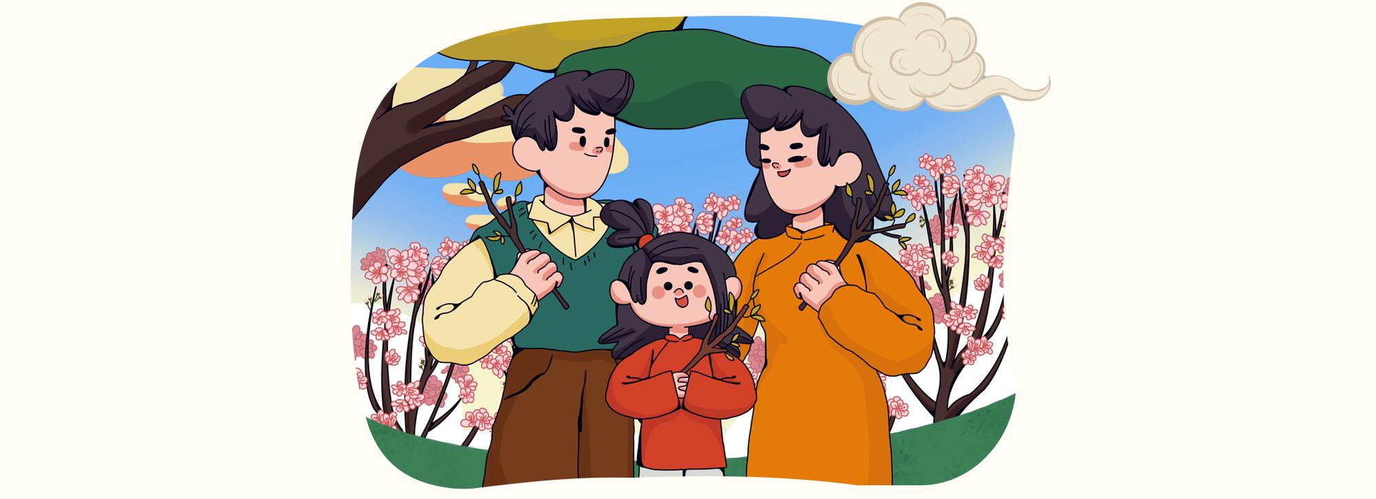 Phong tục lấy may đầu năm: Nét đẹp văn hóa ngàn đời hay câu chuyện người Việt Nam luôn tin tưởng vào một tương lai tươi sáng - Ảnh 5.