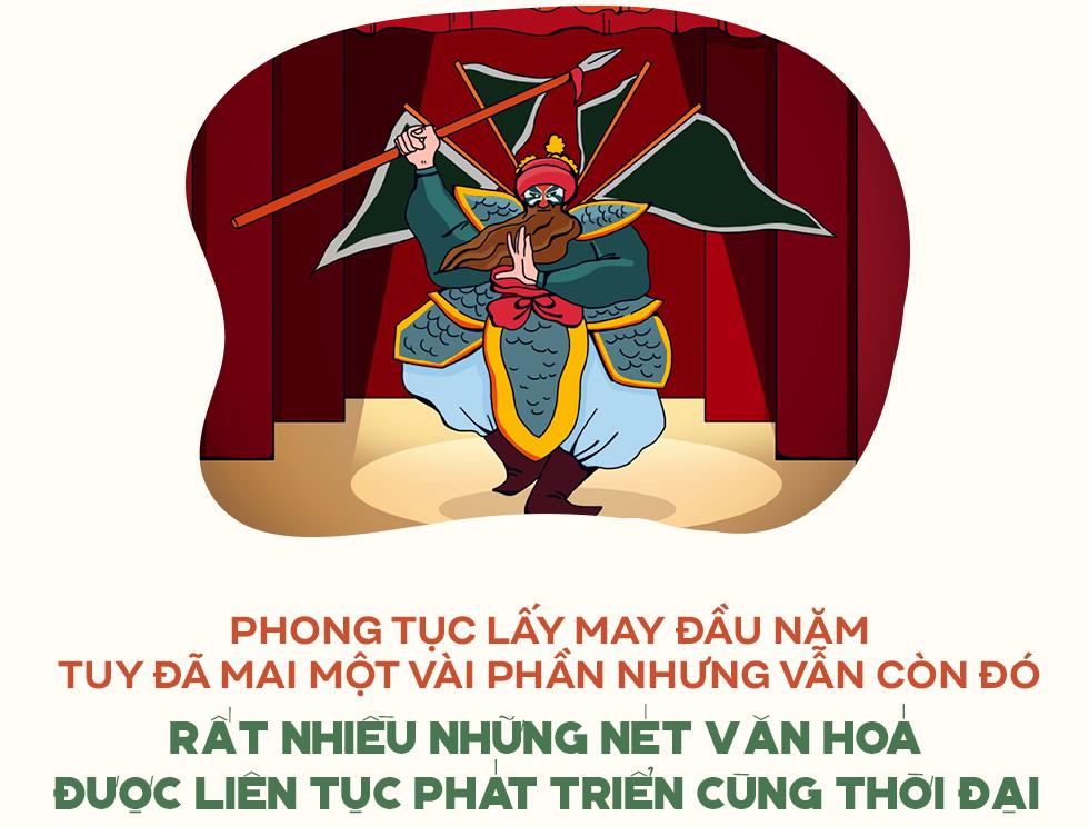 Phong tục lấy may đầu năm: Nét đẹp văn hóa ngàn đời hay câu chuyện người Việt Nam luôn tin tưởng vào một tương lai tươi sáng - Ảnh 11.
