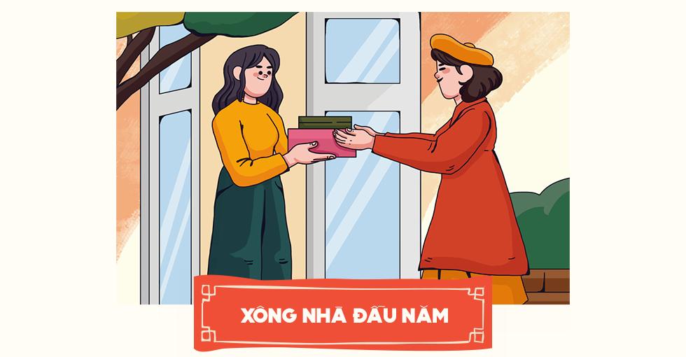 Phong tục lấy may đầu năm: Nét đẹp văn hóa ngàn đời hay câu chuyện người Việt Nam luôn tin tưởng vào một tương lai tươi sáng - Ảnh 13.