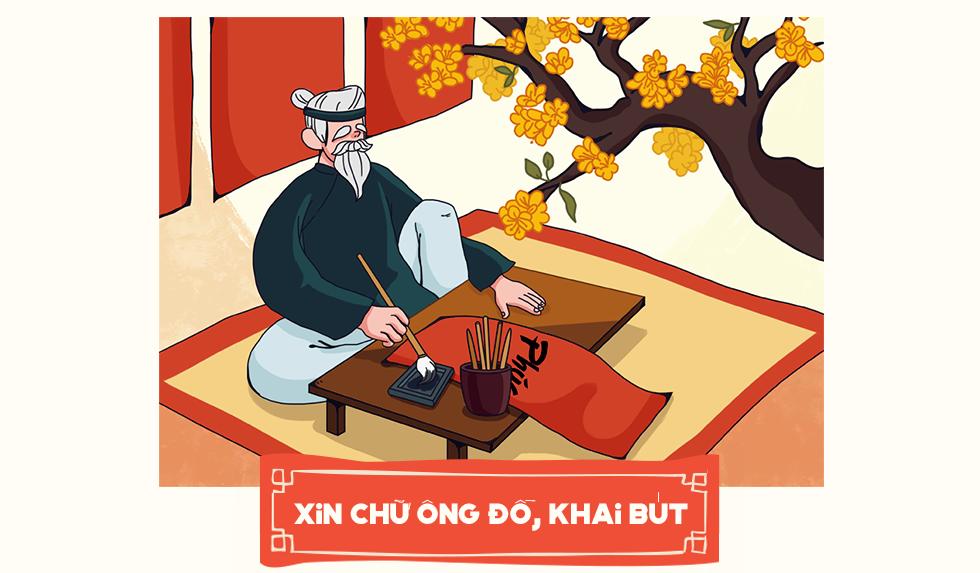 Phong tục lấy may đầu năm: Nét đẹp văn hóa ngàn đời hay câu chuyện người Việt Nam luôn tin tưởng vào một tương lai tươi sáng - Ảnh 15.