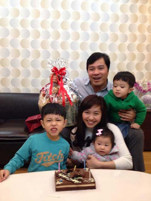 """MC Lưu Hà thời tiết - tình cũ một thời của Tuấn Tú lấy chồng đại gia, nhìn """"tài sản khổng lồ"""" là con cái ai nấy đều bất ngờ - Ảnh 5."""